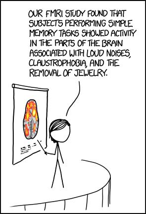 Meta I. XKCD Neuro