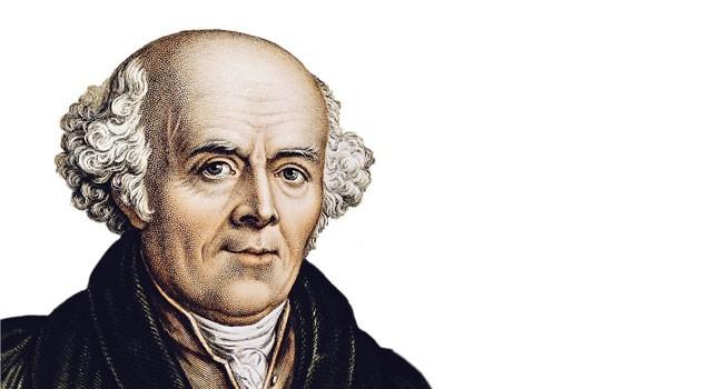 Samuel Hahnemann, inventatorul homeopatiei. (Sursa)