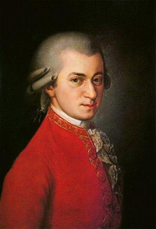 Mozart. W.A. Mozart