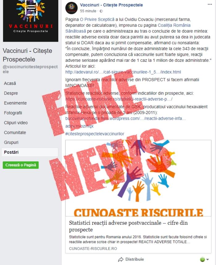 Vaccinuri - Citește Prospectele. Postare mincinoasă. Fake.jpg